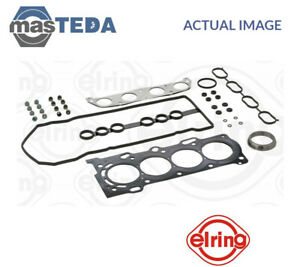 Engine Top Gasket Set Elring 169740 I For Toyota Corolla Avensis Matrix Will Vs