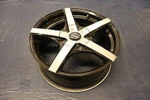 2005 06 Acura Rsx Type S K20z1 Aftermarket Wheel 17x7 42 Offset 3 3 Curb Rash