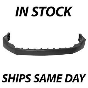 New Primered Front Upper Bumper Cover Cap For 2007 2014 Ford Expedition 07 14