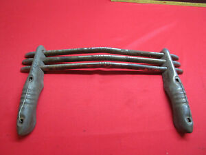 Vintage Bumper Grille Guard Accessorie 1930 S 1940 S Early 1950 S 3 Bar