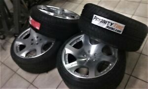 Mrr Vp3 20 Staggered 5x120 Wheels Sensors And New Tires bmw cadillac Acura