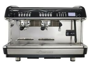 La Cimbali M39 Dt2 Turbosteam Tc 2 group Commercial Espresso Machine Brand New