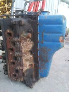 289 Engine Block 2 Bbl Used