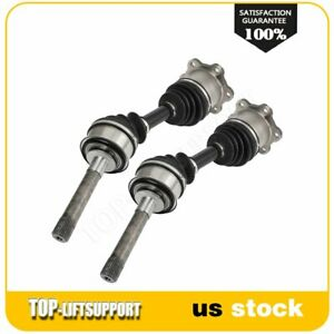 Fits Toyota Pickup 4runner 3 0l 2 4l 88 95 Front Pair Left Right Cv Axle Shaft