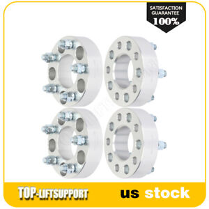 4x 1 5 Inch 5x4 5 Wheel Spacers 14x1 5 Studs 71 5mm Fits Chrysler 300 Dodge