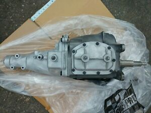 Rebuilt February 1959 T 10 4 Speed Wide Ratio Transmission T10 1 T10 7a