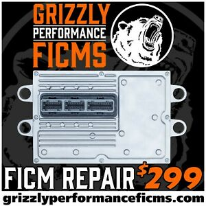 Ficm Repair Grizzly Performance Ficms Ford 6 0l 2003 07