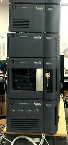 Waters Acquity Uplc System Pda Detector Sample binary Solvent Manager column H c