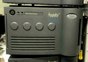 Waters Acquity Binary Solvent Manager refurbished