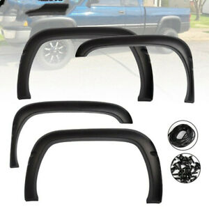 Textured For 1994 2001 Dodge Ram 1500 2500 3500 Factory Style Wheel Fender Flare