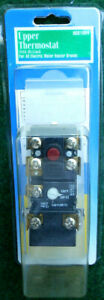 9001954 Single Element Electric Thermostat With Hi limit