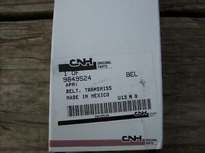 Genuine Cnh Gates 9849524 A c Belt Ford Tractor 9600 8600