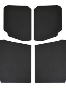 Design Engineering Sound Barrier Headliner Self Adhesive Backing 5pc 50192
