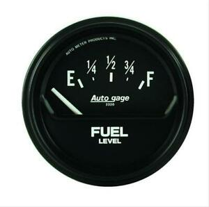 Autometer 2316 Autogage Fuel Level 2 5 8 In