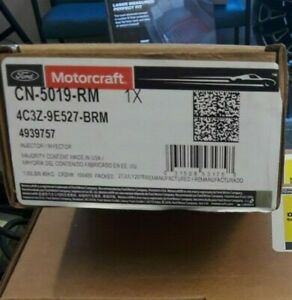 Oem Ford Motorcraft 2004 5 07 6 0l Powerstroke Injector 1 180core Charge Due