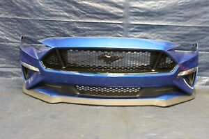 2018 Ford Mustang Gt Coyote 5 0 Oem Complete Front Bumper Cover 1265
