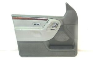 Jeep Grand Cherokee Wj 2004 Driver Front Interior Overland Door Panel Oem