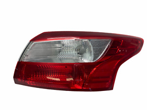 2012 2013 2014 Ford Focus Rear Right Tail Light Passenger Taillight Side Lamp Rh