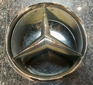 Mercedes 190sl Grill Star Barrel Complete Assembly W121 1218800386 Oem 190 Sl