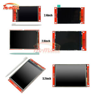 3 2 Inch 2 4 Inch 2 8 Inch Pi Serial Port Tft Lcd Display Module Touch Screen