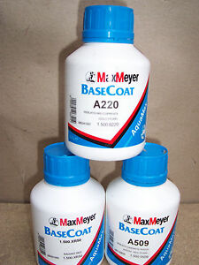 Max Meyer Tinter A540 0 5 Litre Bottle Waterbased Paint Made By Ppg
