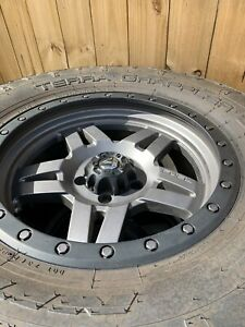 Jeep Wrangler Jk Rims And Tires 35 12 5 18