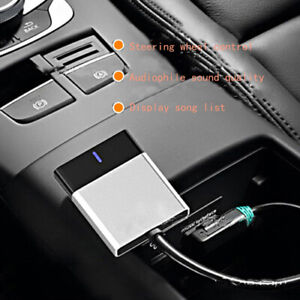 For Audi Bentley Benz Ami Mmi Mdi Media Interface Audio Music Receiver Car Kit