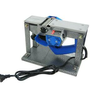 220v Small Flat Planning Machine Electric Portable Planer Woodworking New
