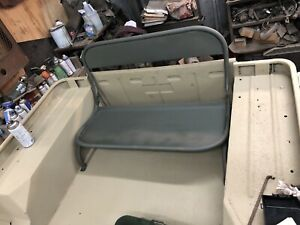 Willys Cj2a Cj3a Cj3b Cj6 Early Cj5 Jeep Universal Rear Seat Frame