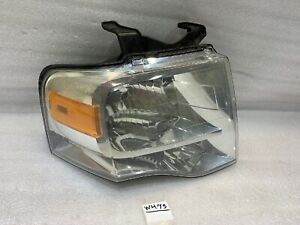 2007 2014 Ford Expedition Oem Headlight Right Passenger Halogen 44zh 1860a
