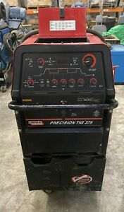 Lincoln Electric Precision Tig 375 Watercooled Electric Welding Machine