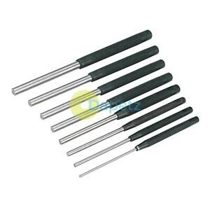 Pin Punch Set 8pce Mechanical Engineering Punches Pc12