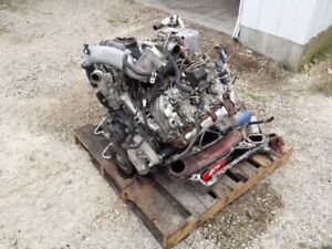 Turbo supercharger Fits 11 16 Sierra 2500 Pickup 282614