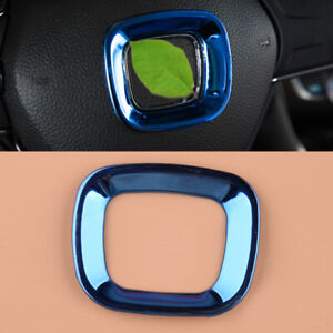 Steering Wheel Emblem Cover Trim Frame Panel Fit For Honda Accord 10th 18 19 20