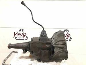 Manual Transmission 4 Speed Warner T 18 2wd Fits 73 92 Ford F150 Pickup