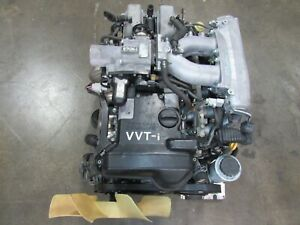 Jdm Toyota 2jz ge Vvti Engine 2jz 1998 2005 Lexus Is300 Gs300 Sc300 2jzge