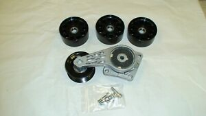 99 04 F 150 Lightning New Supercharger 8 Rib Belt Tensioner And 3 Vmp Idlers