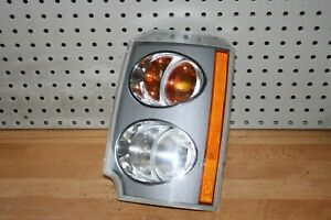 2005 Land Range Rover L322 Front Left Driver Side Turn Signal Outer Lamp