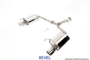 Tanabe Revel Medallion Touring S Axle Back Dual Exhausts For 06 11 Lexus Gs