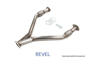 Tanabe Revel Exhaust Y Pipe For 14 20 Infiniti Q50 17 20 Q60 3 0t Rwd