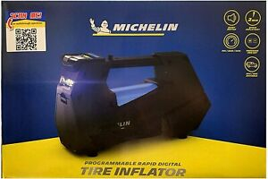 Michelin Programmable Rapid Digital Tire Inflator