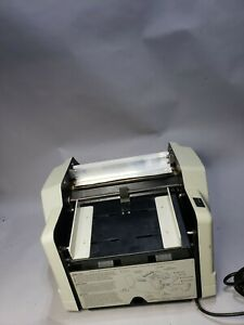 Martin Yale Auto Table Top folder Model 1501x0