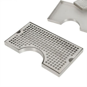 Beer Drip Tray Drip Tap Draft Beer Tray Stainless Steel Drip Tray Removable Usa