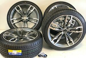 20 Inch Wheels Rims And Tires Fit Bmw M5 F90 G30 G31 Style M6 B7 5x1120 65 5 Ser