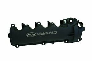 2005 2010 Ford Mustang Gt 4 6 3v Black Ford Racing Cam Valve Covers Pair fits