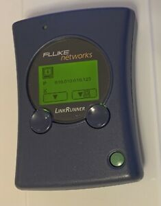 Fluke Networks Linkrunner Network Multimeter Tester