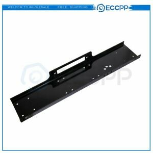 36 Winch Recovery Mount Plate Mount Bracket 13000lb For 07 20 Jeep Wrangler