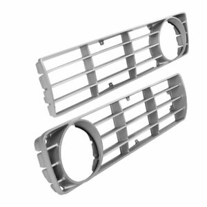 Grille Inserts Plastic Pair Made In Usa 1973 75 Ford Truck D3tz 8150 Pr