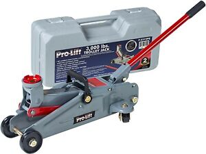 Pro Lift F 2315pe Grey Hydraulic Trolley Jack Car Lift With Blow Molded