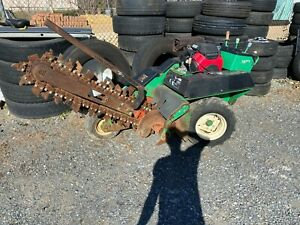2005 Ditch Witch 1820 6 Wide Trencher 36 Deep Cut Honda V twin Engine